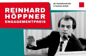 Reinhard-Höppner-Engagementpreis 2018