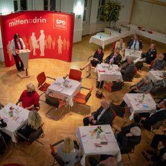 Preisverleihung Reinhard-Höppner-Engagementpreis 2018