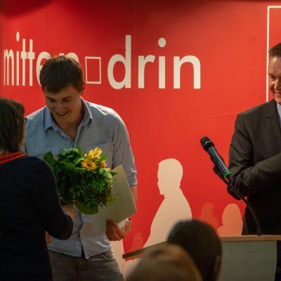 2. Platz: Till Gaßmann aus Halle (Saale)
